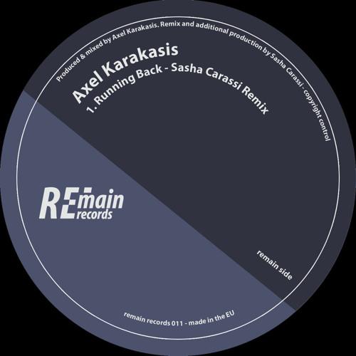 Axel Karakasis - 2nd (Original Mix)