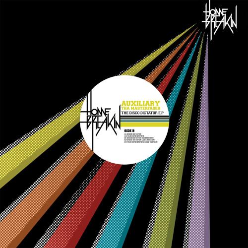 Auxiliary Tha Masterfader - Disco Dictator (Luke Million Remix)