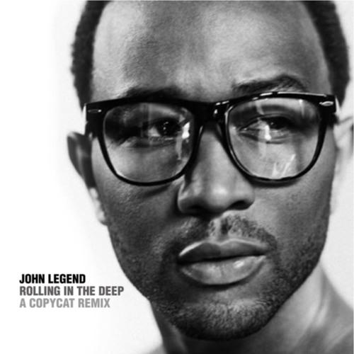 John Legend - Rolling in the Deep