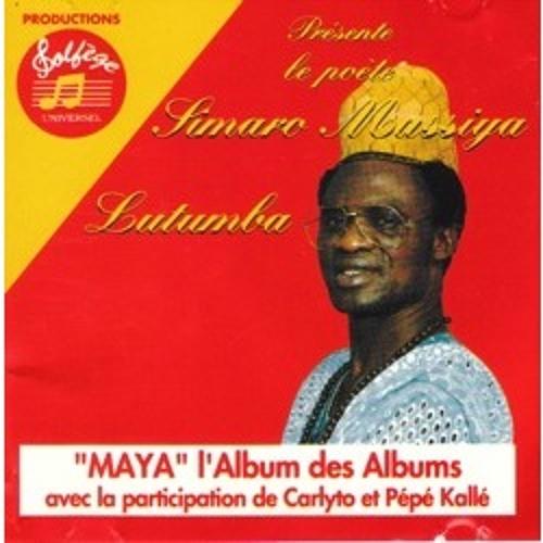 'Maya' from Maya: L'Album des Album by Simaro Massiya Lutumba