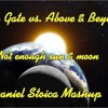 Cosmic Gate vs. Above & Beyond - Not enough sun & moon (Daniel Stoica Mashup)