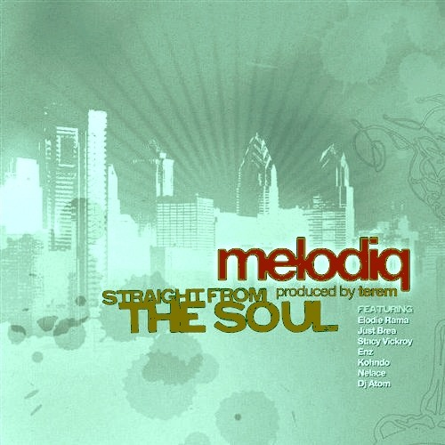 Melodiq - Straight from the soul (instrumental album teaser)