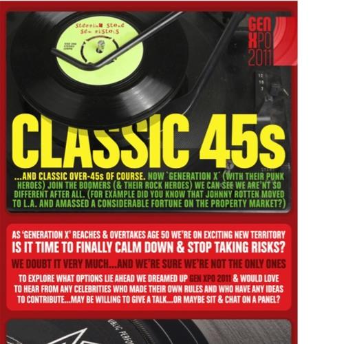 Vol.2-Mums Old Vinyl presents Classic 45's - (1965-75)