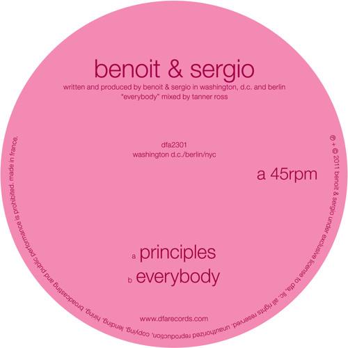 Benoit & Sergio - Everybody