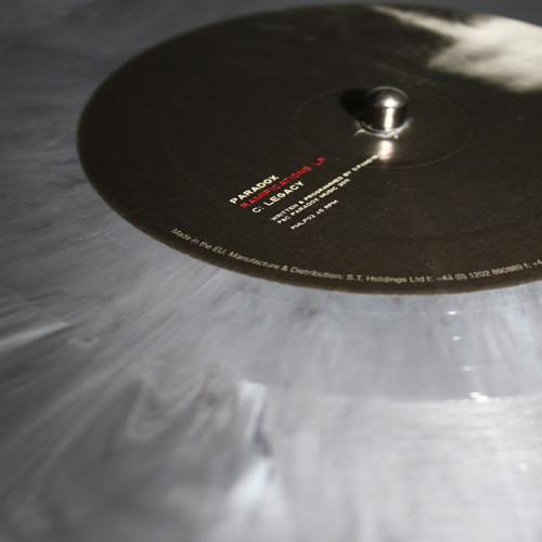 Paradox - Legacy - (Ramifications LP PMLP02 Side C)