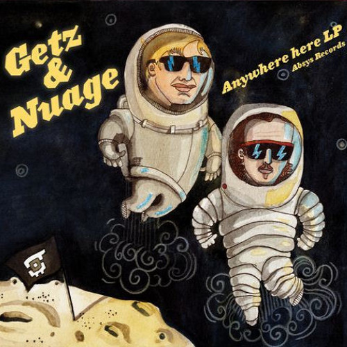 Getz & Nuage - Gallactica