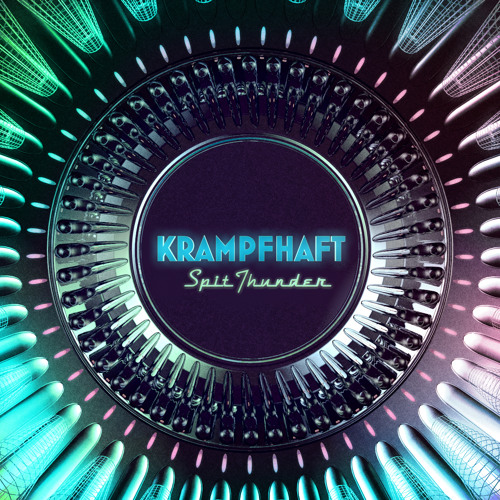 STRT001 Krampfhaft - Spit Thunder 7'' SNIPPETS