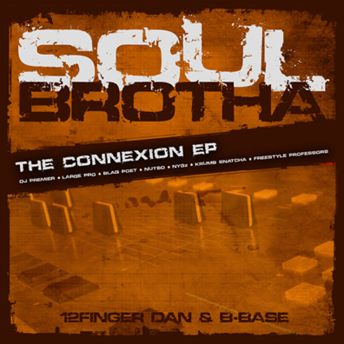 "Soulbrotha - The Connexion EP ""snippet"""
