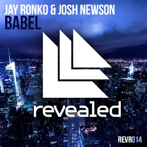 Josh Newson & Jay Ronko - Babel [Preview]