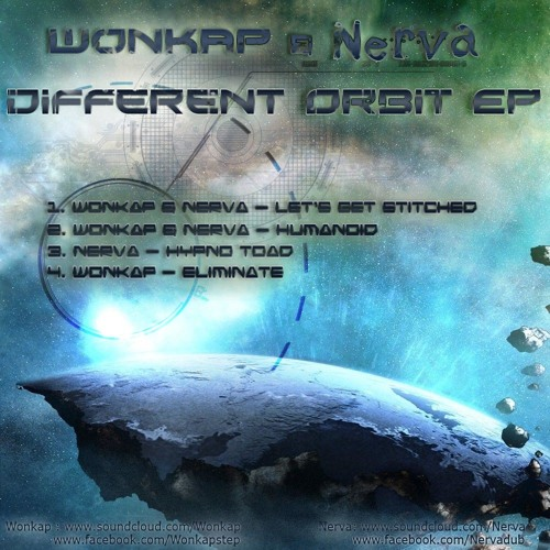 Wonkap & Nerva - Different Orbit EP [free ep] (Click BUY to download or check discription)