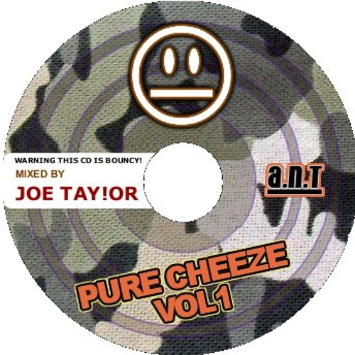 DJ JoE TaY!oR & MC A.N.T - Pure Cheeze Volume 1 (June 2010)