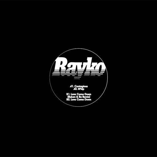 RETRO003 - A1 - Rayko - Contagious (Rayko edit)