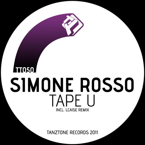 Simone Rosso - Tape U (Lcaise Cocaine Mix)