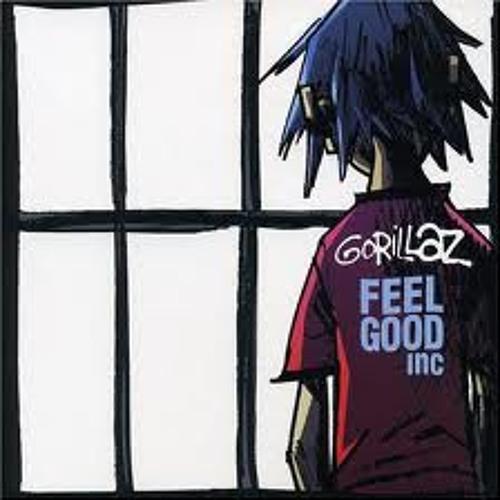 Gorillaz - Feel Good Inc (DnB Remix)
