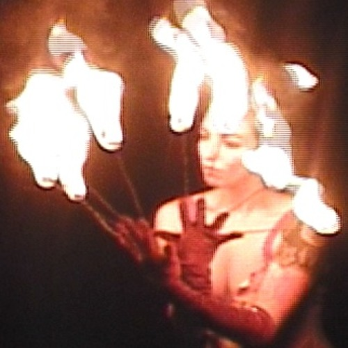 FireTwirlingHippieBitch (free download http://datgirl.bandcamp.com)