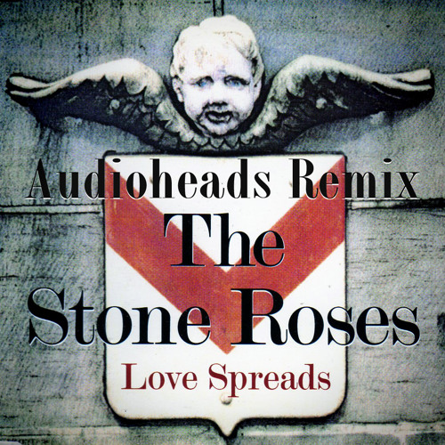 The Stone Roses - Love Spreads (Audioheads Remix)