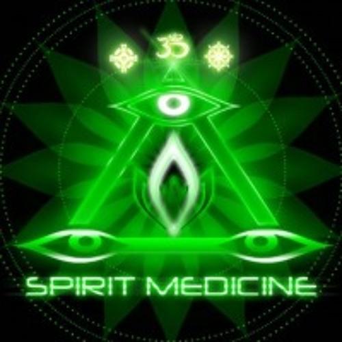 Spirit Medicine - In The Brain Machines