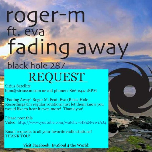 Roger-M feat. Eva - Fading Away [Jonas Steur Remix] BlackHole Recordings