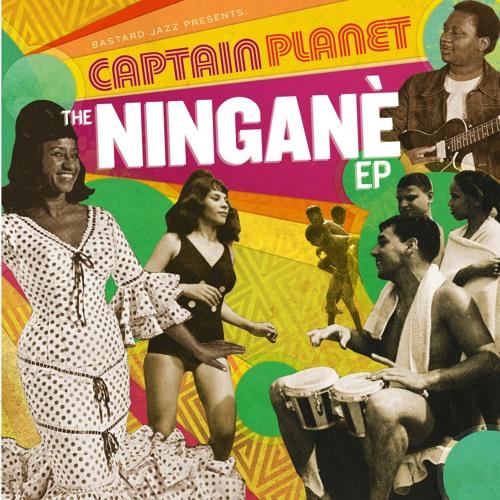 Captain Planet- Ningané (feat. Fredy Massamba)