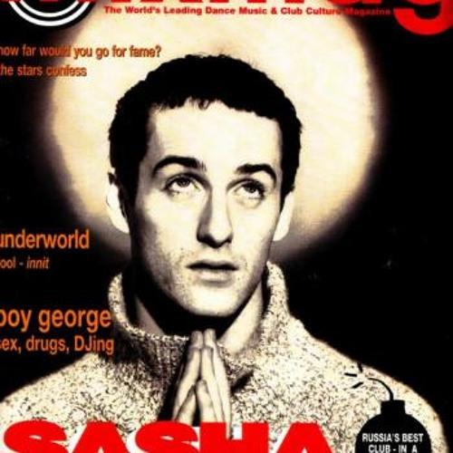 Sasha - Giving It Up, Kiss FM, 1993 (tape 2)