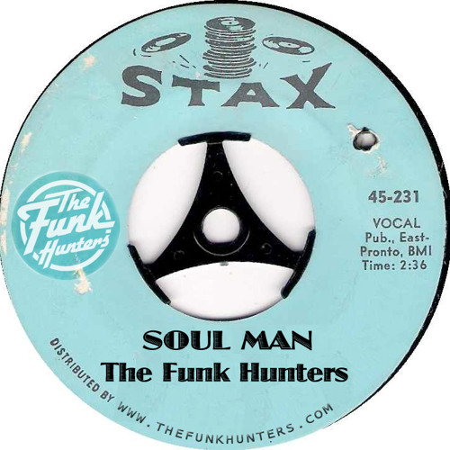 Soul Man - The Funk Hunters - FREE DOWNLOAD