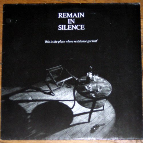 Remain In Silence - Roses on my dying bed