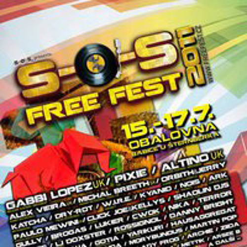 Brothersbass (Neoto & Kuang) - S-o-S Free Fest 2011 promo mix