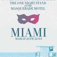 Swedish House Mafia - Live at the Masquerade motel (Miami) 26.03.2011