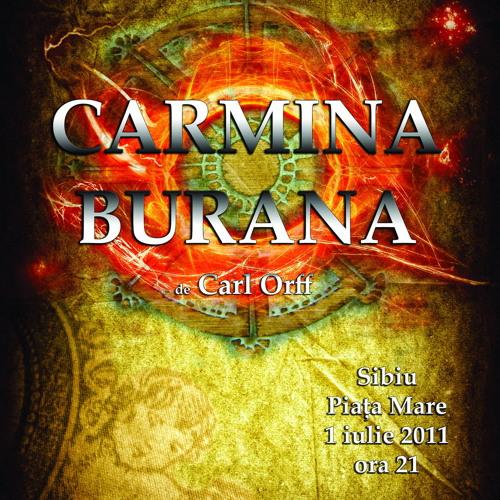 CARMINA BURANA-CBU SPECTACULAR SHOW- PIATA MARE SIBIU-1 IULE 2011