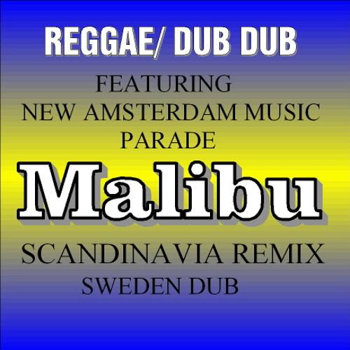 New Amsterdam Music Parade VS Fluffy Nut Club-(malibu)-Dub/Reggae remix