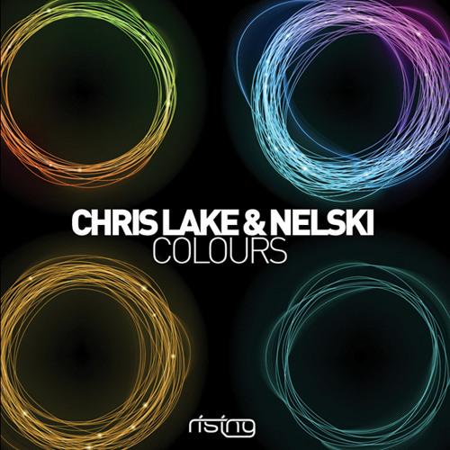 Chris Lake, Nelski - Colours (Roy RosenfelD Red Hot Rmx) [Rising Music]