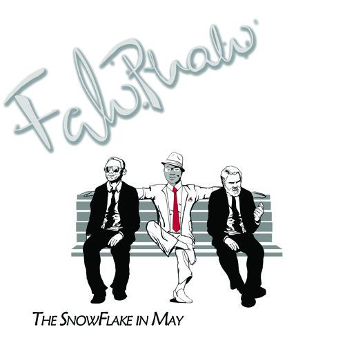 The Snowflake In May by Falu.Phalu