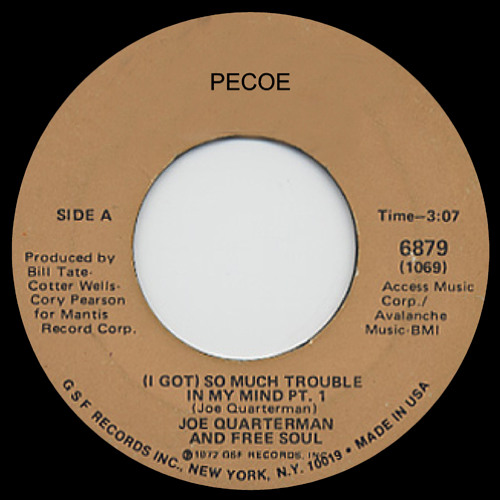 Pecoe - So Much Trouble