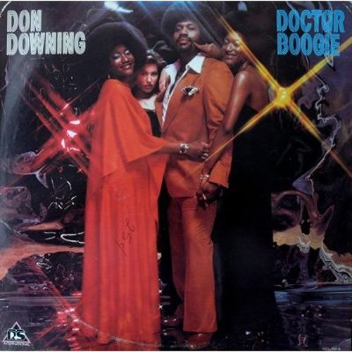 Don Downing - Doctor Boogie (Florent F Gentle Edit)