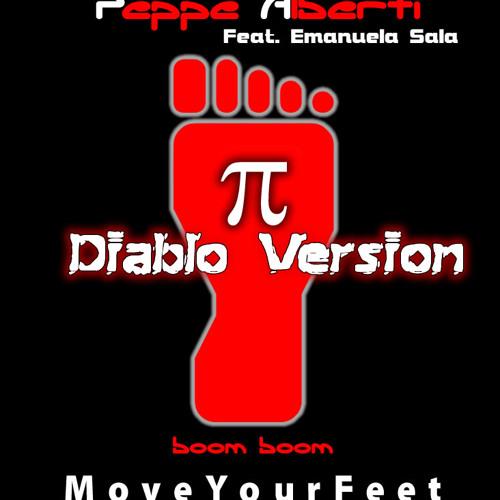 Peppe Alberti - Move Your Feet - (Diablo Version A.Parrini .Alex F. Salvo Anello)