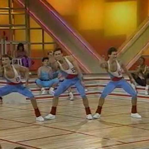mitch murder - frantic aerobics
