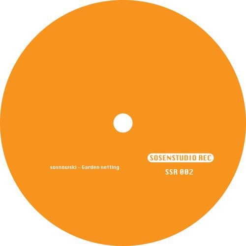 Sosnowski - Garden netting SSR002