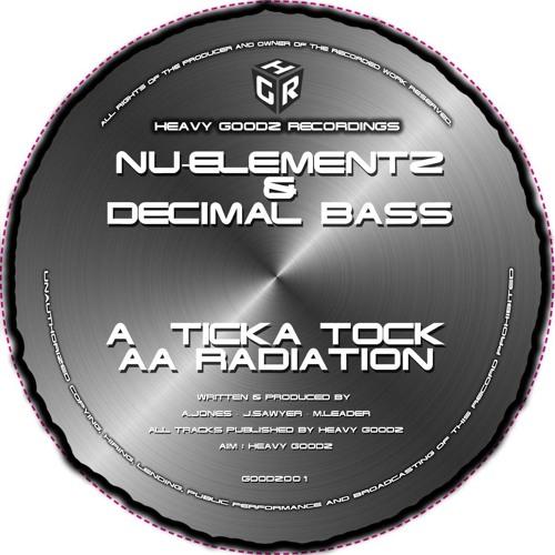 Nu-Elementz & Decimal Bass - Ticka Tock