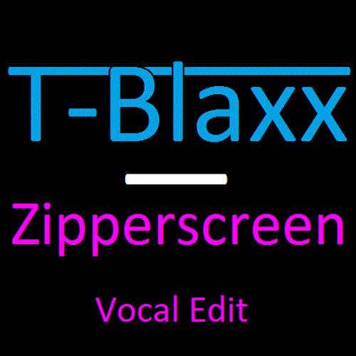 Sound Of Stereo - Zipperscreen (T-Blaxx Vocal Edit)