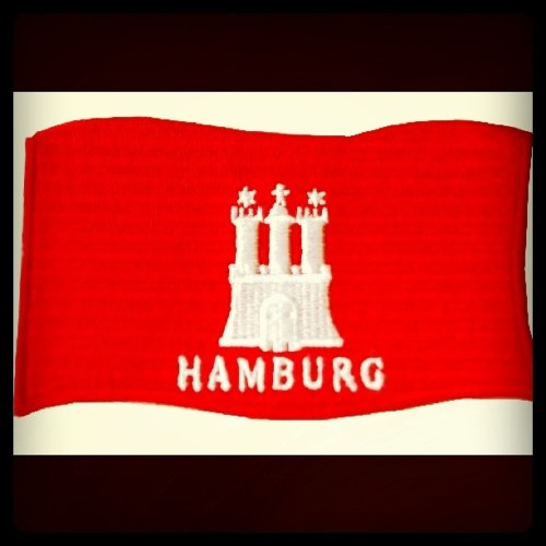 Hamburg playing it loud!