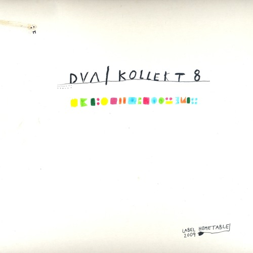 DVA - Kollektt8 (compilation of music for film, theatre and computer games/ LHT / 2009)