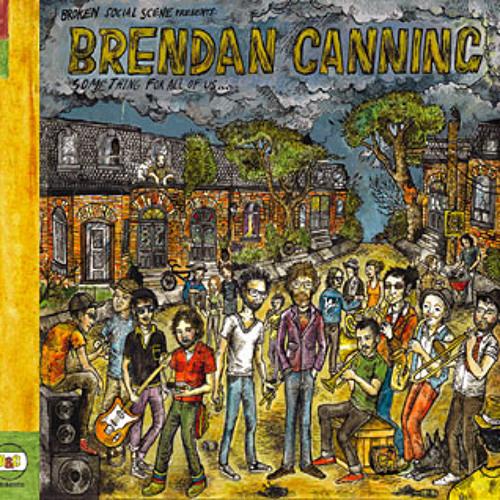 Broken Social Scene (Brendan Canning) - Hit The Wall