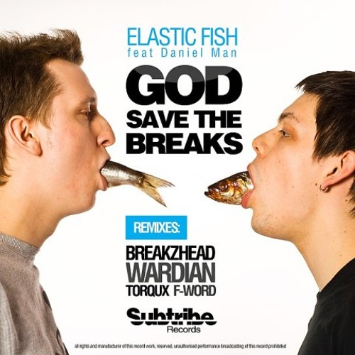 Elastic Fish - God Save The Breaks (F-Word Remix) (FREE Download)!