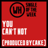 You Can't Not (Produced by Cake)