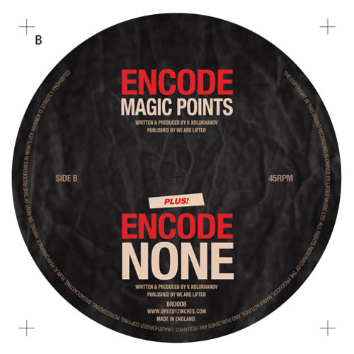 Encode - None (Breed 12 Inches)