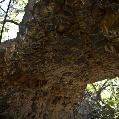Solfeggio tones recorded in Undara National Park