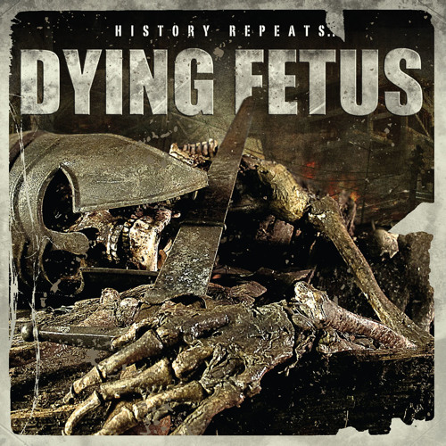 Dying Fetus - Unleashed Upon Mankind (Bolt Thrower Cover)