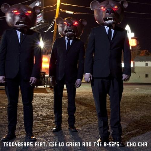 Teddybears - Cho Cha feat. CeeLo Green & The B-52's