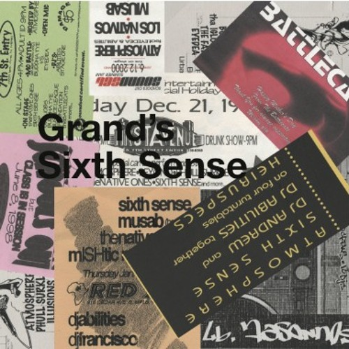 Sixth Sense - I'm Gonna Be Me