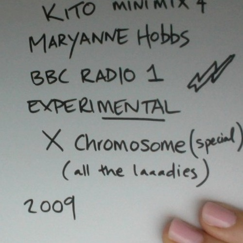 Kito Mini Mix for Mary Anne Hobbs 2009